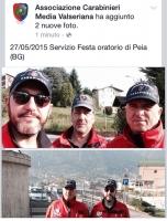 Vedi album 2015 Festa oratorio Peia