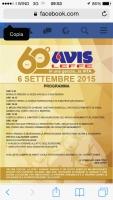 Vedi album 2015 Festa Avis Leffe